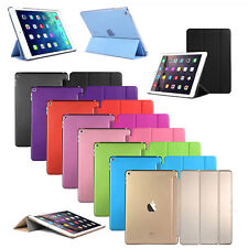 Luxury Smart Stand Magnetic Fold Leather Case Cover fr Apple iPad 4 3 2 Mini Air