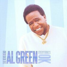 Green Al-Everythings Ok  CD NEW
