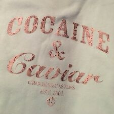 Cocaine and Caviar Women's Sweatshirt size M by Crooks and Castles