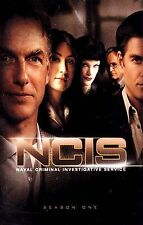 NCIS - The Complete First Season (DVD, 2006, 6-Disc Set, Checkpoint)