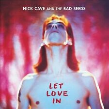 Let Love In by Nick Cave/Nick Cave & the Bad Seeds (CD-2013, Mute) used CD