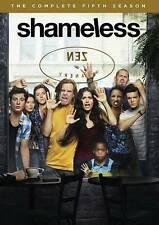 Shameless The Complete Fifth Season Five 5 (DVD 2015 3-Disc) Gallaghrs Comedy