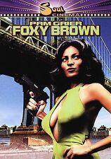 Foxy Brown (DVD) Pam Grier, Peter Brown, Terry Carter MINT CONDITION Viewed Once
