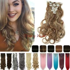Hot Fashion Hair Extension Clip In Hair Extension As Real Human Hair Ombre H92