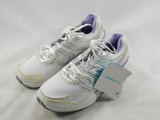 New Balance Women's WW1615GP Silver/Purple Walking Sneaker NWB