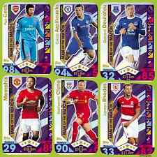 Match Attax 16/17 | Man of The Match | Trading Cards