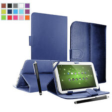 "Universal Smart Leather Stand Case For 9.7"" - 10.1"" Inch Android PC Tablet"