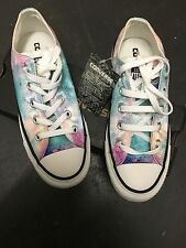 converse ox paint splatter lo low trainers sneakers