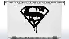 Death of Superman Logo Inspired Vinyl Decal
