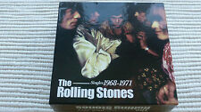 The Rolling Stones Singles 1968-1971, Ltd CD Box Set (Very Rare/Near Mint)