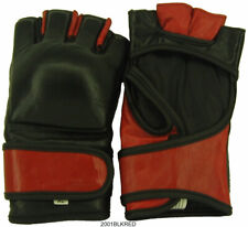 Contender Fight Sports & Warrior Int'l Wristwrap Heavy Bag Gloves in Leather