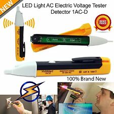 GOOD! AC Non-Contact Electric Voltage Detector Tester Test Pen 90~1000V LCD New