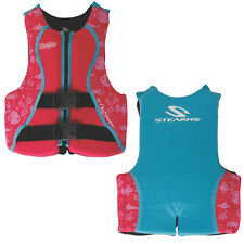 STEARNS 2000023537 PUDDLE JUMPER YOUTH HYDROPRENE LIFE VEST PINK