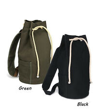 Sports Drawstring Day Pack Gym Duffle Bag Backpack for Travel School Camping