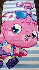 Moshi Monster Poppet or Washy Beach Towel - 100% Cotton, 70 x 140 cm