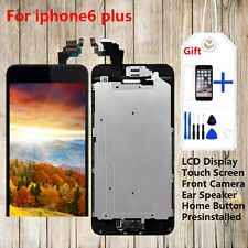 LCD Display with Touch Screen Digitizer+Front Camera+Home Button for iPhone6P