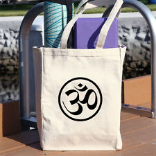 OM, OM TOTE BAG, TOTE BAG, TOTE, YOGA TOTE BAG, YOGA TOTE, YOGA CARRY, CARRY BAG