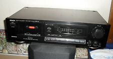 DENON DRM-400 === Single Tape Stereo Cassette Deck with Dolby B/C, MPX Filter