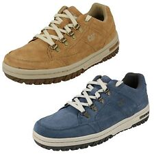 Mens Caterpillar Casual Lace Up Trainers 'Brisco'
