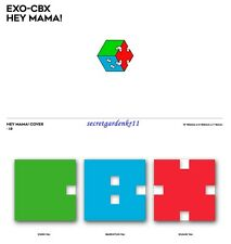 EXO-CBX EXO CBX HEY MAMA! 1st Mini Album CD Choice : CD+Photocard+Poster+Gift