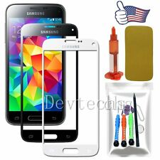 Front Touch Screen Glass Lens Replacement/Tools/LOCA Glue For Samsung Galaxy S5