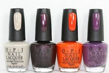OPI Nail Polish Lacquer Holland Collection NL H53 NL H54 NL H55 NL H63