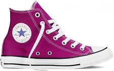 CONVERSE CT HI AS CHUCK TAYLOR ALL STAR CANVAS 149510F PINK SAPPHIRE/WHITE