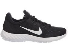 NEW WOMENS NIKE LUNAR SKYELUX  RUNNING SHOES TRAINERS BLACK / WHITE / ANTHRACITE