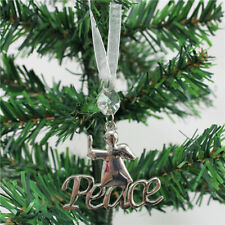 Bell/Tree/Elk/Snowflake/Star/Heart Xmas Tree Phone Hanging Ornament Decorations