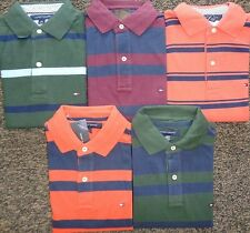 NEW MENS TOMMY HILFIGER SHORT SLEEVE POLO GOLF SHIRT, PICK A COLOR AND SIZE, $69