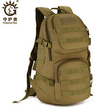 Combat Training Backpack 35L 1000D Nylon Military Backpack Molle Gear Bag