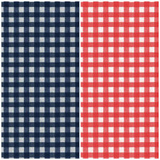 Gingham Print Wipe Clean PVC Vinyl Tablecloth Dining Kitchen Table Oilcloth