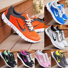 New Men/Women Sneakers Sport Shoes Breathable Running Shoe Casual Athletic 36-