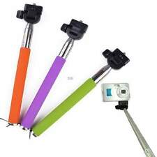 Monopod Extendable Hand Held Camera Camcorder Video Holder #S Self Photo Travel
