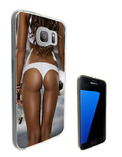 2945 Sexy Girl Butt Case Cover For Samsung Galaxy J3 J5 A3 A5 S6 S7 Edge