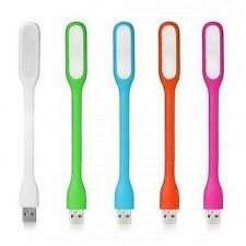 USB LED Flexible Light Lamp for Notebook Laptop PC Book Reading