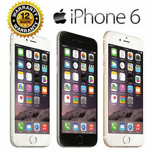 Apple Unlocked iPhone 6 16GB 64GB Free Smartphone  (Black/White/Gold) Grade A+++