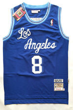 Mitchell & Ness NBA Los Angeles Lakers Kobe Bryant Swingman Men's Jersey #8 Blue