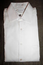 VAN HEUSEN MENS DESIGNER DRESS SHIRT WRINKLE FREE PINCORD 2 SIZES RP $45.00 NWT