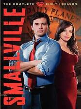 Smallville - The Complete Eighth Season (DVD, 2009, 6-Disc Set, Canadian French)