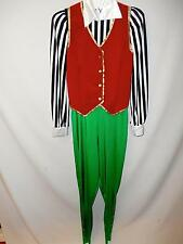 NEW!  HOLIDAY ONE PIECE DANCE THEATER COSTUME ~ 1 AVAIL. ~ SMALL ADULT