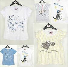 Baby Children's Girl's T-shirt Blouses Top size 98-128 English fashion