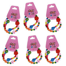 12pcs Princess Bracelets Girls Party Bag Loot Bag Fillers Prizes Jewellery Toy
