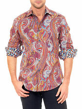 Robert Graham shirts - Chestnut - Limited Edition - NWT