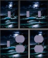 Moonrise Wall Decor Light Switch Plate Cover
