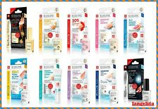 Professional Nail Conditioners EVELINE Nail Therapy Nail, 8 in 1, SOS,ARGAN 8in1