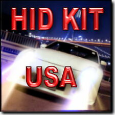 35W H7 Xenon HID Headlight Kit For Low Beam 4300K 6000K 8000K 10000K #