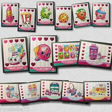 Shopkins Season 3 Trading Collector Cards - METALLIC #89 ~ 103 *pick from list*