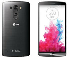 """LG G3 D851 T-MOBILE BLACK/WHITE 3GB/32GB 5.5"""" SCREEN ANDROID UNLOCKED SMARTPHONE"""