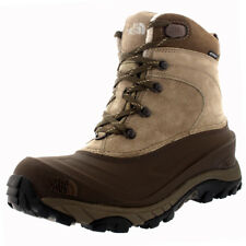 Mens The North Face Chilkat II Thermal Waterproof Outdoor Ankle Boots UK 7-12